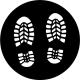 Empreintes de pas